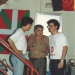 1990-91 PATRO 2ª div. Presentación de Thate Hnos como sponsor del 1ª Regional
