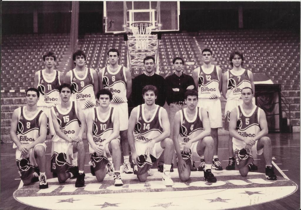 96-97 PATRO 2ª Div.