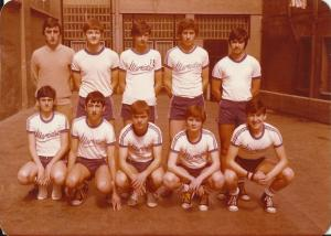 1979-80 Maristas INF Ituiño