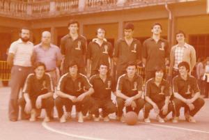 1979 mayo PATRONATO FM en Sestao. Ituiño