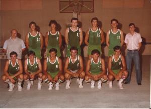 1981 julio Patronato en Arrigorriaga. Ituiño