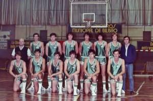 1982-83 PATRONATO 2ªdiv Ituiño
