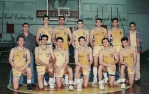 1989-90 PATRONATO 2ªdiv Ituiño