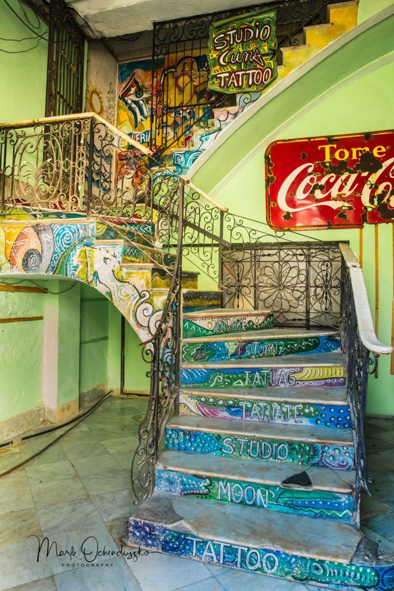 1st - Mark Ochenduszko - Havana Tattoo Parlor
