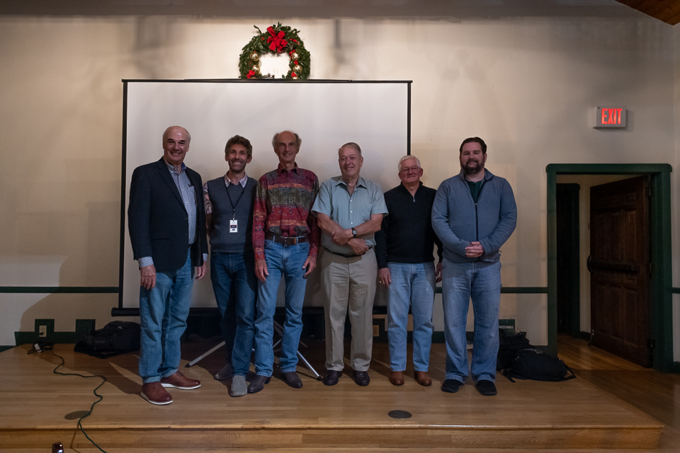 2018 Holiday Party - Executive Board