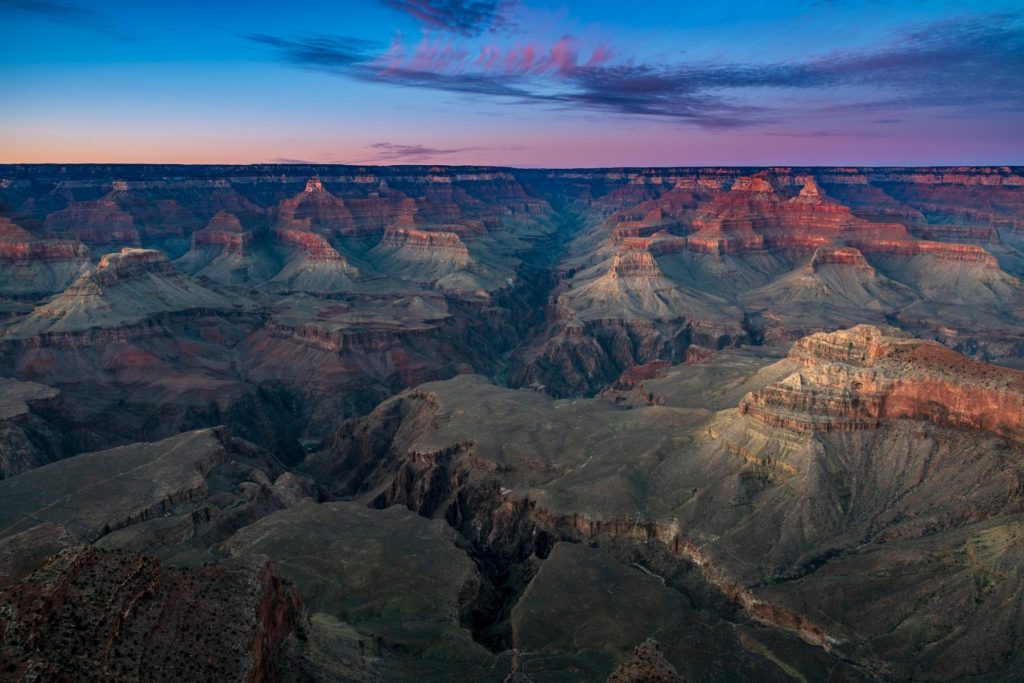 Hon - Shuwen Lisa Wu - South Rim Grand Canyon