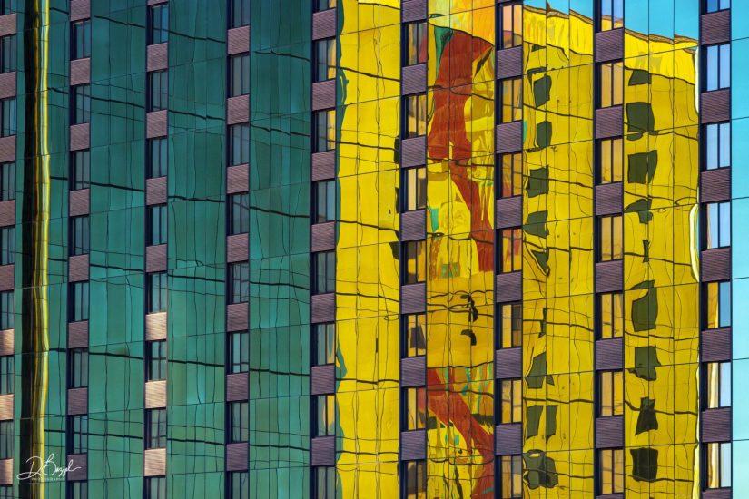 Duane Bazzel - Mirror Las Vegas