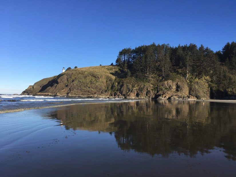 Erica Miller - Cape Disappointment