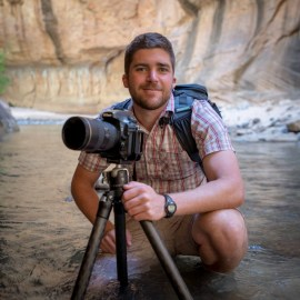 Photographer Dan Ballard