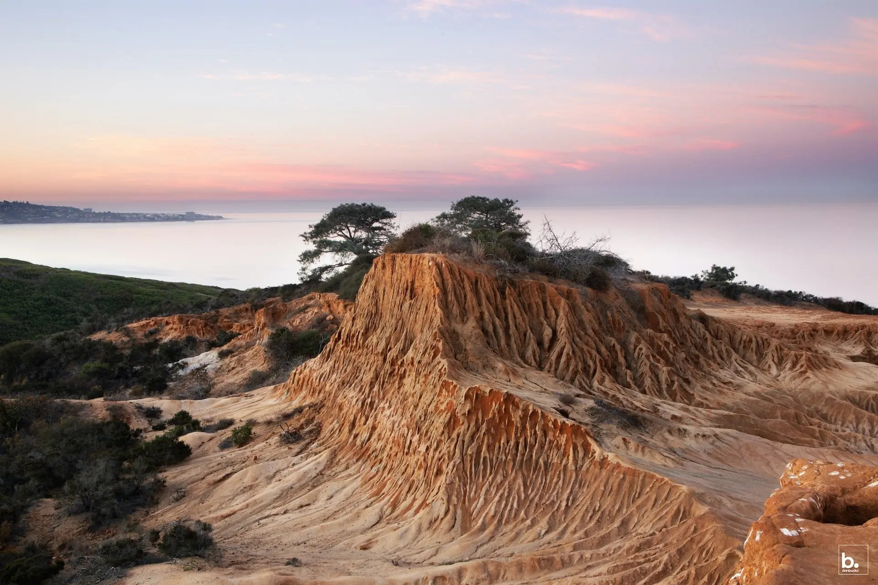 Dan Bucko - Twilight Broken Hill Torrey Pines