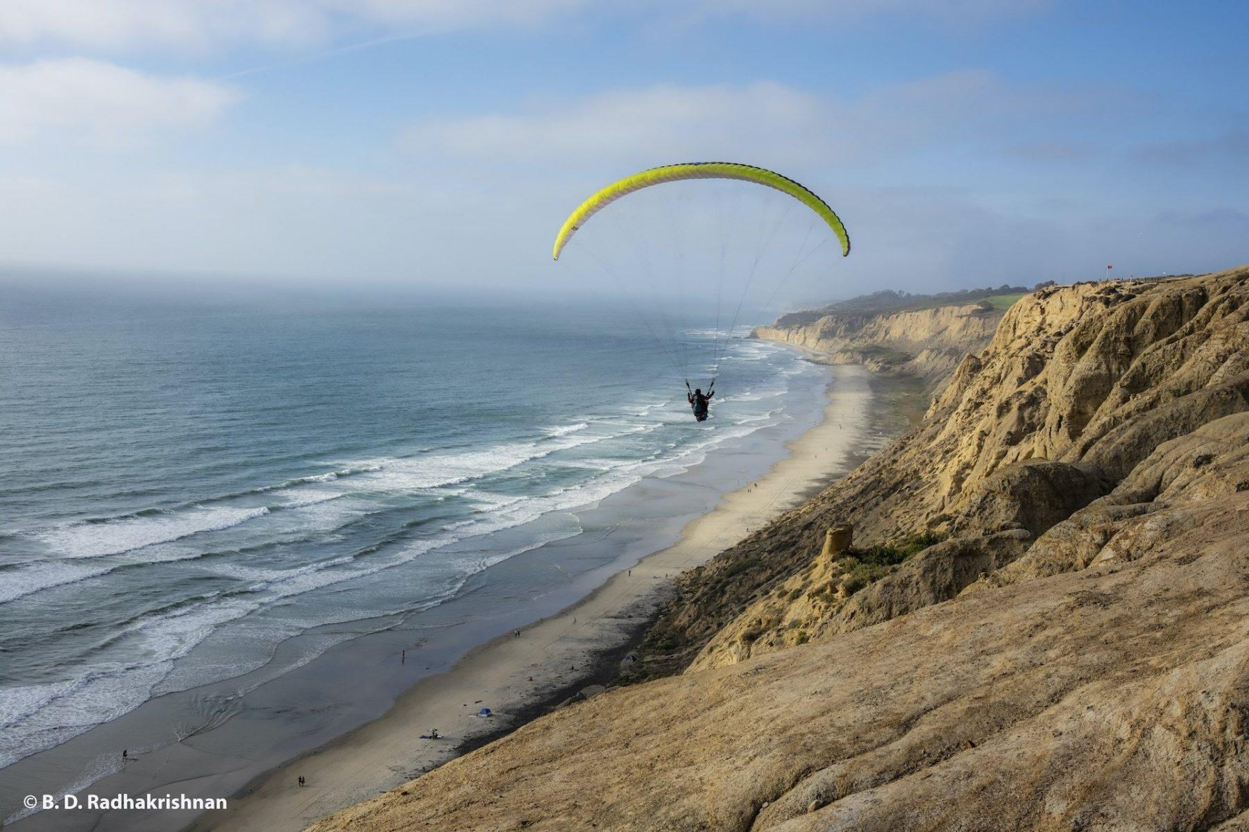 Ben Radhakrishnan - Glider Lost in the Negative Space
