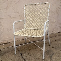Repair Garden Chairs Childrens Tables And Chair Sets Vinyl Strapping  Quality Interiors