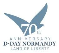 70th Anniversary - D-Day Logo