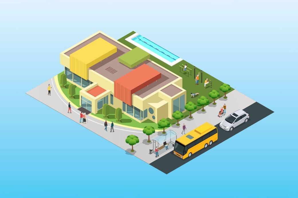 senior center of the future