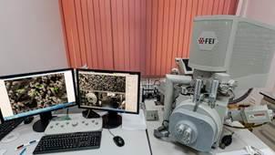Microscop electronic cu baleiaj - SEM (FEI - Quanta 450 FEG)