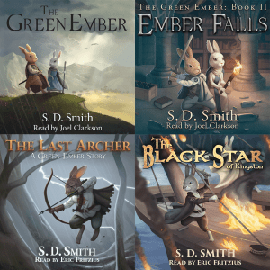 Bestselling Green Ember Audiobook DEALS!