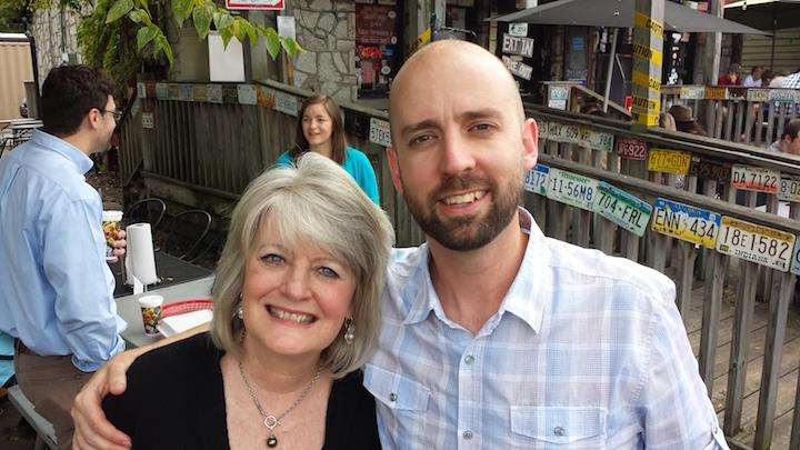 S.D. Smith with Sally Clarkson