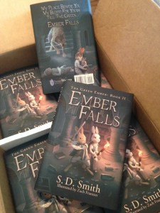 Ember Falls Into Our Hands: The Highly-Anticipated Green Ember Sequel Is Ready To Drop