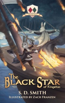 The Black Star of Kingston by S.D. Smith