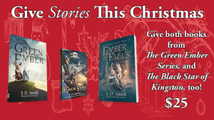 Give the Gift of Stories this Christmas