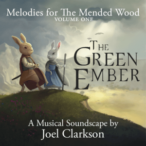 Release Day! Melodies For The Mended Wood   #RabbitsWithChords