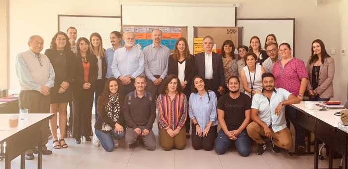 SDSN México en el Laboratorio Agenda 2030