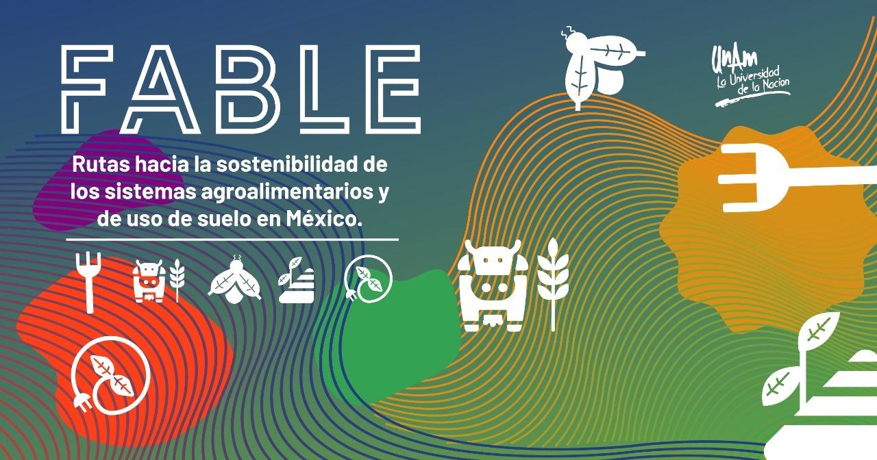 FABLE- Hacia la sostenibilidad de los sistemas agroalimentarios y de uso de suelo en México, SDSN Mexico