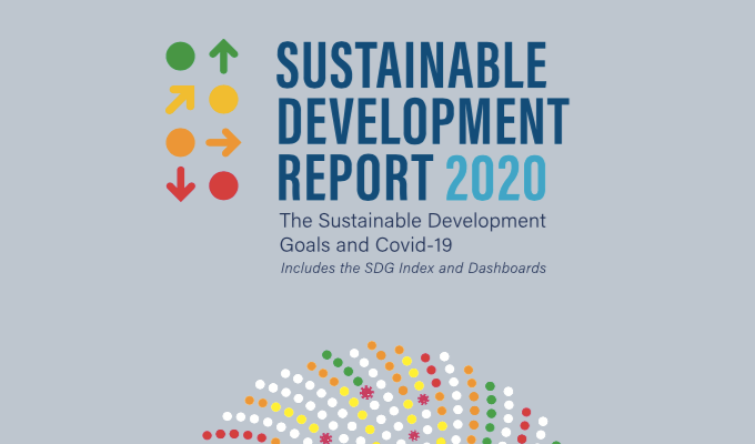 Sustainable Development Report 2020. SDSN México