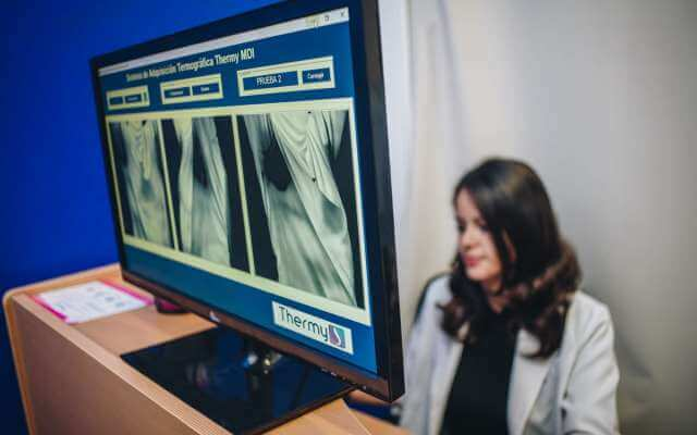 Thermy: detección temprana de cáncer de mama