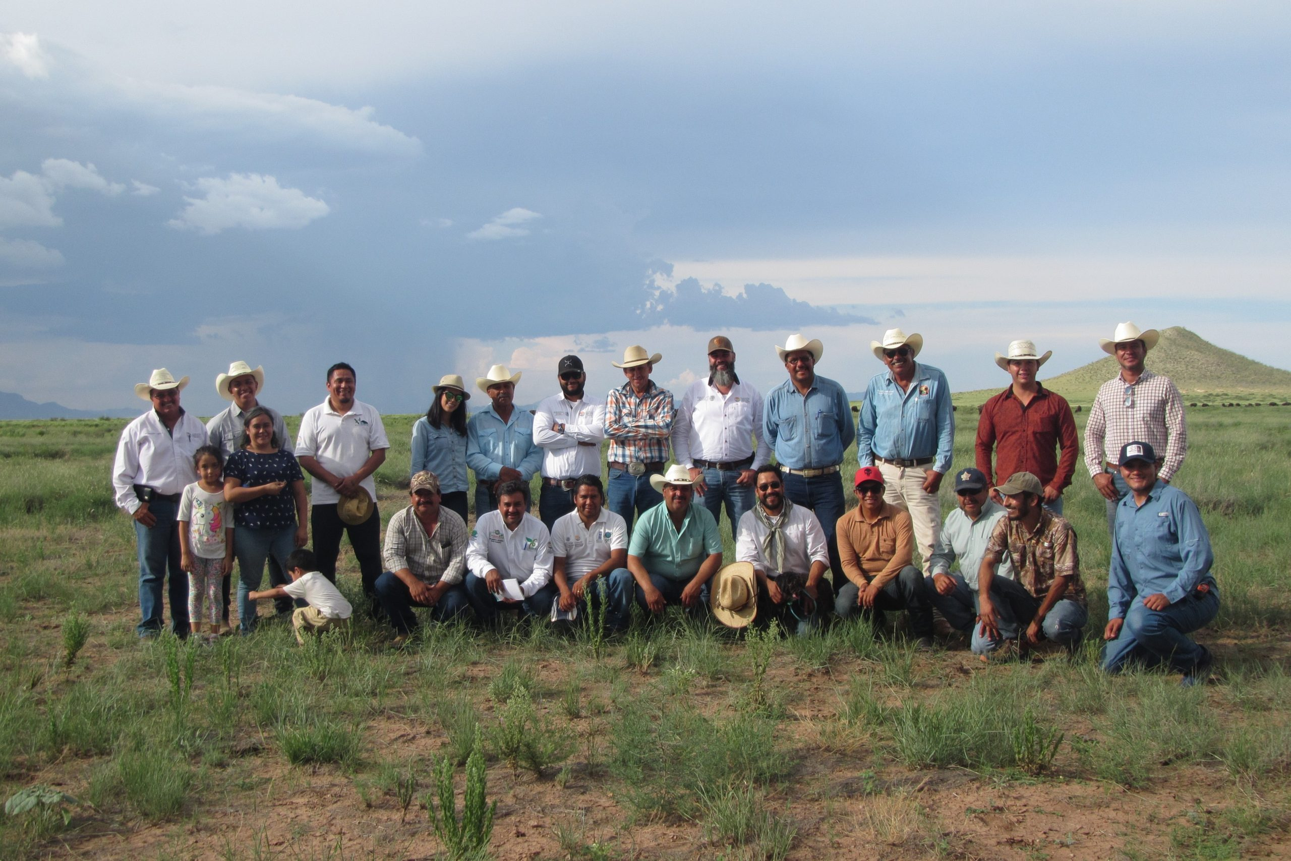 Comunidad de aprendizaje Granja Natural Protegida