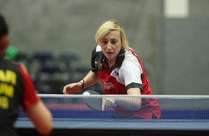 Charlotte Carey - photo by the ITTF
