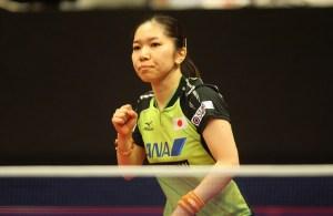 Misako Wakamiya - photo by the ITTF