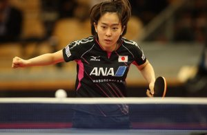Ishikawa (Japan National Championships report) - photo by the ITTF