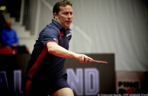 Jan-Ove Waldner - photo by the ITTF