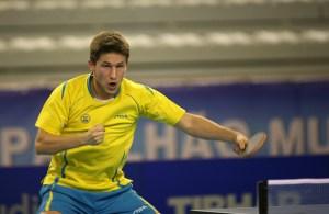 Kristian Karlsson - photo by the ITTF