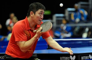 Gao Ning - photo by the ITTF