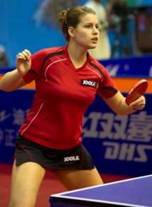 Petrissa Solja - photo by the ITTF