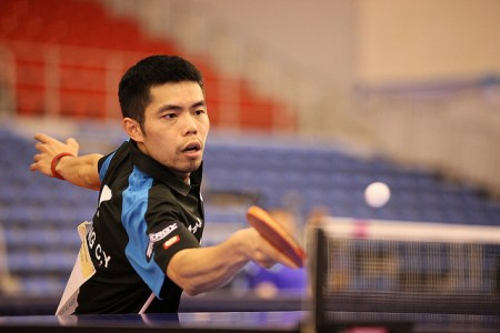 Chuang Chih-Yuan - photo by the ITTF