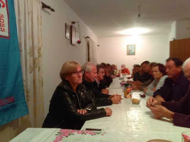 Sjednica Izvršnog odbora Općinske organizacije SDSS-a Dragalić