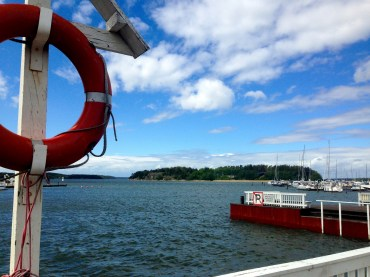 Naantali was a dream to experience—think Cape Cod meets Yosemite. Plus, there is Moomin World.