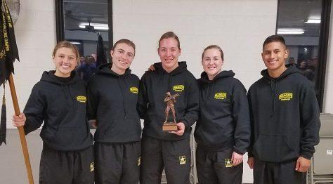 5-man Ranger Team takes home gold