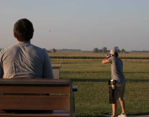 SDState Shooting Sports Team locked, loaded