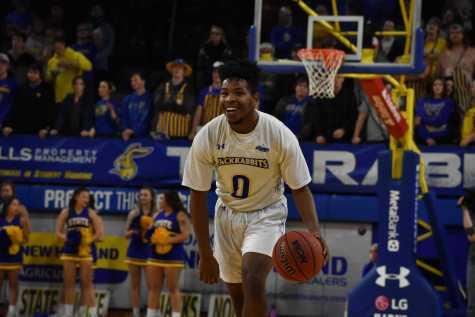 SDSU Men's Basketball against Concordia Nebraska