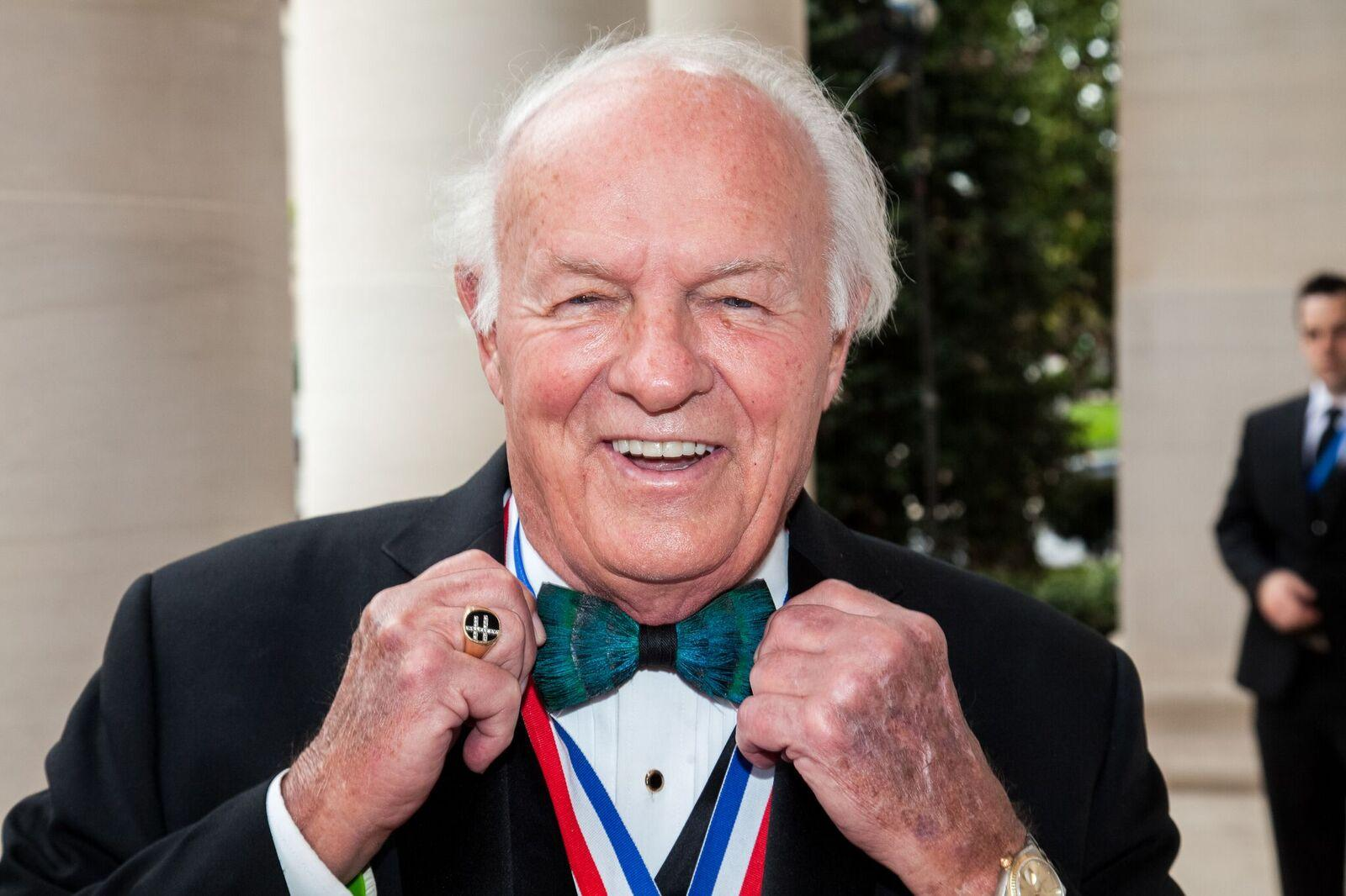 HORATIO ALGER ASSOCIATION Denny Sanford recieved an award from the Horatio Alger Association in 2016 in recognition of his philanthropy. $30 million is the largest single gift they have received.