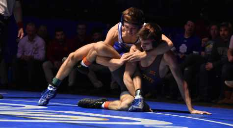 Wrestling heads east with hopes to increase win streak