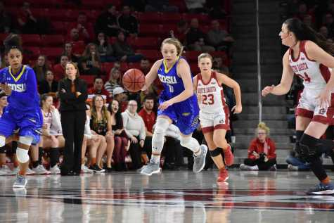 SDSU knocks off Central Michigan to cap first week of play