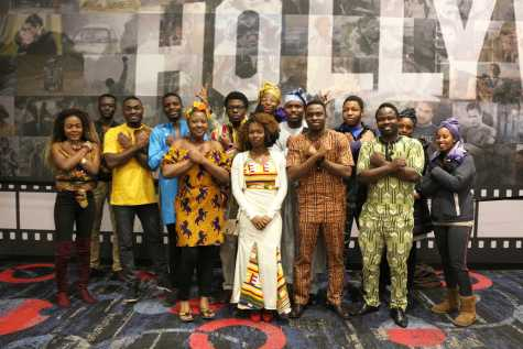 African Students' Association reflects on 'Black Panther'