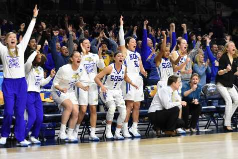 After NCAA defeat, women enter off-season with determination
