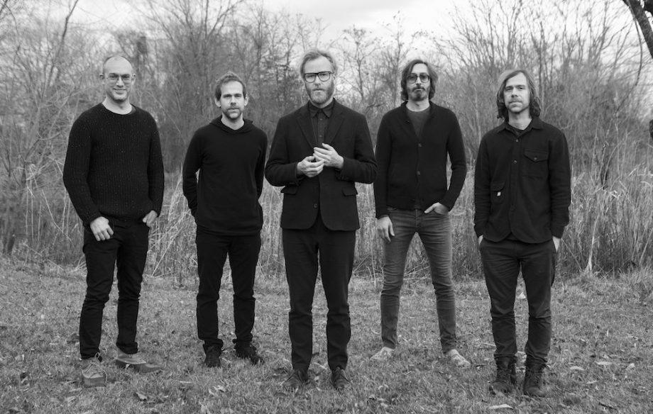 GRAHAM MACINDOE/PRESS The National won Best Alternative Music Album at the 60th Grammy Awards this year for 'Sleep Well Beast.' They were nominated with bands like Arcade Fire and Gorillaz.
