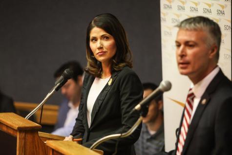GOP gubernatorial candidates plug qualifications